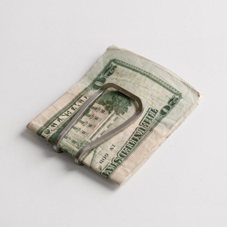 Square Money Clip