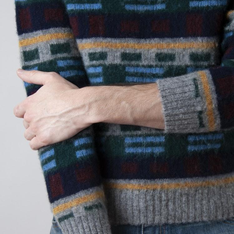 Stuck In The Time Machine Sweater