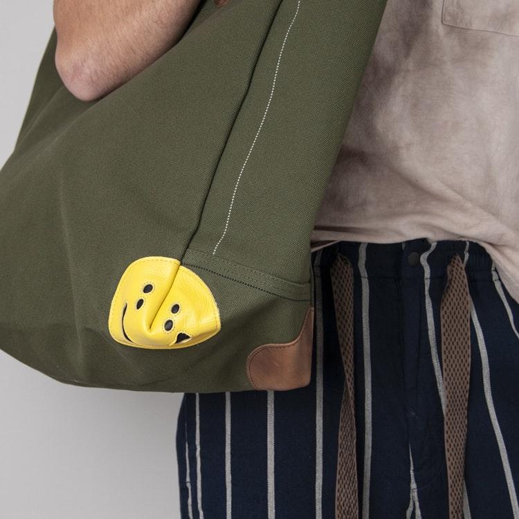 Rain Smile Milk Bag