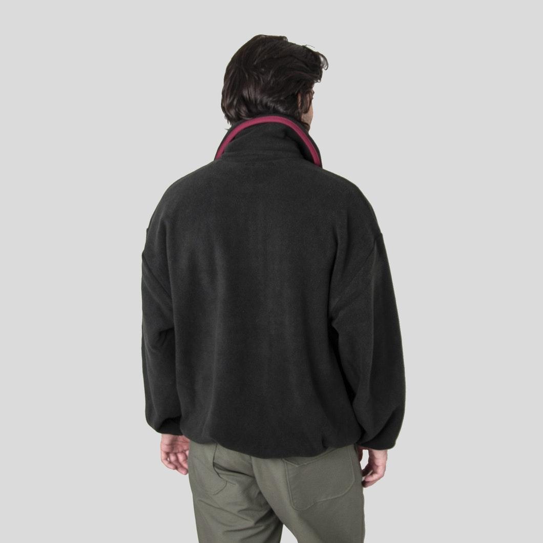 Reverse Fleece Kettle Anorak