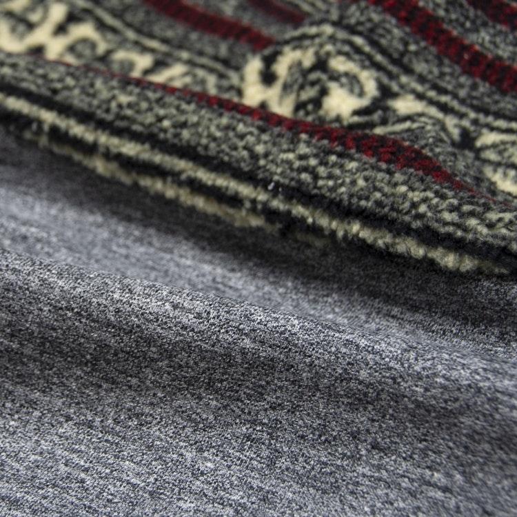 Top Fleece x Bird's Eye Fleece Nordic Sweat