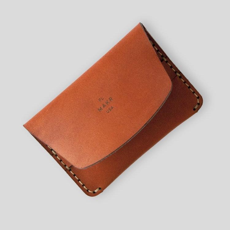 Flap Slim Wallet