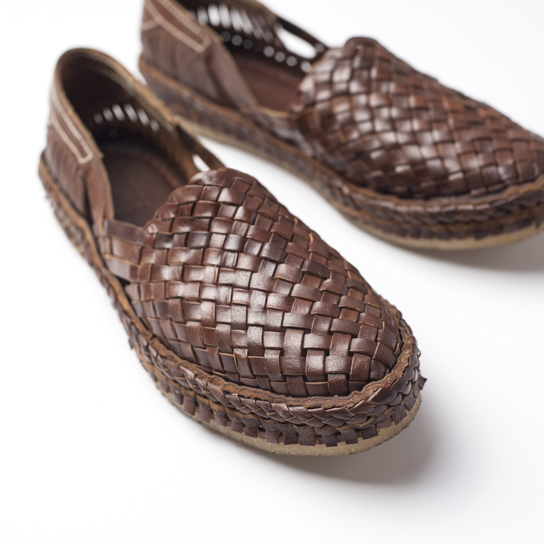Woven City Shoe