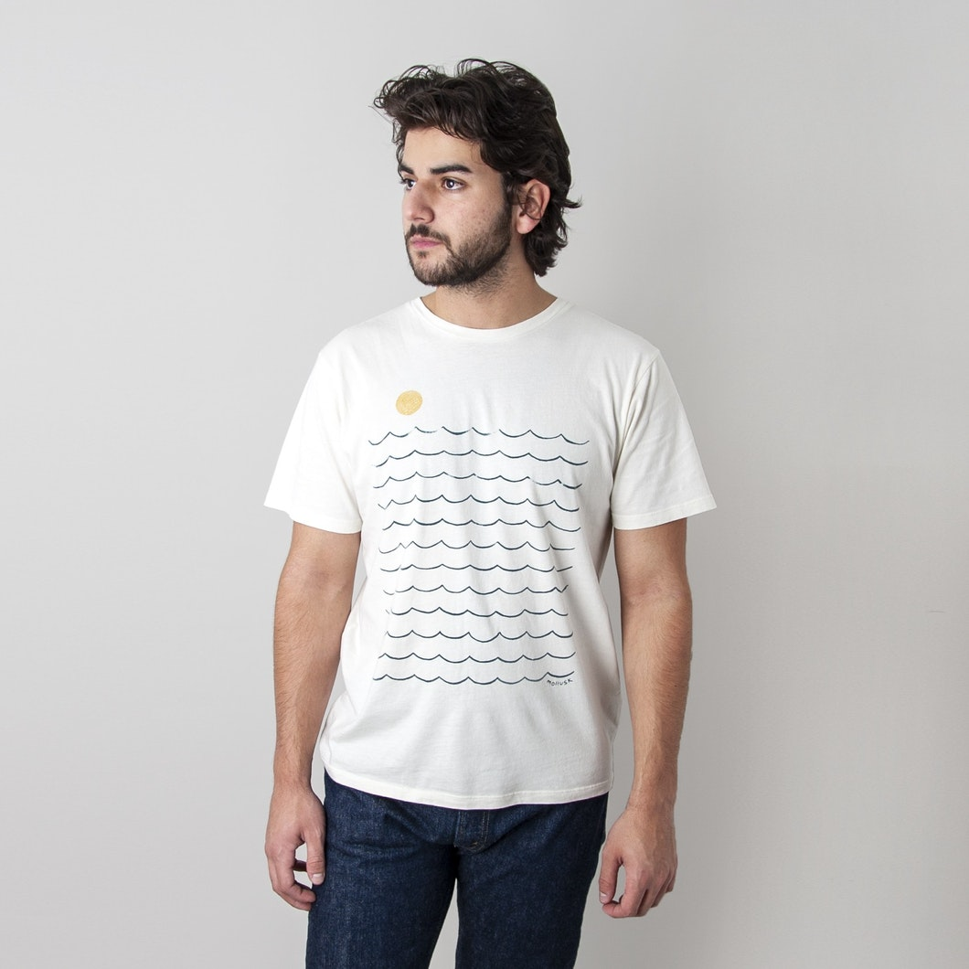 Here Comes The Ocean Tee
