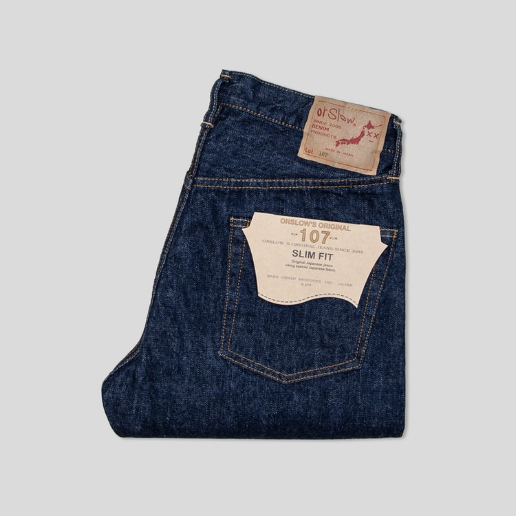 107 Ivy Fit Denim